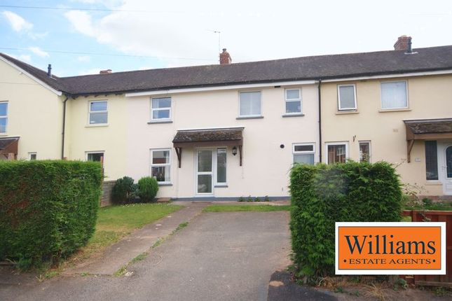 Thumbnail Terraced house for sale in Green Lane, Kingstone, Hereford