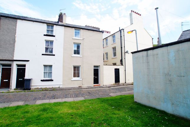 3 bed terraced house to rent in Albert Square, Whitehaven CA28