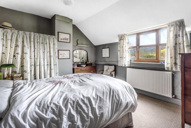 Master Bedroom of The Courtlands, Winforton, Hereford HR3