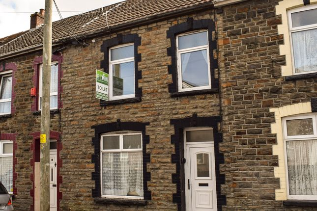 Thumbnail Terraced house to rent in Royal Cottages, Maerdy, Ferndale