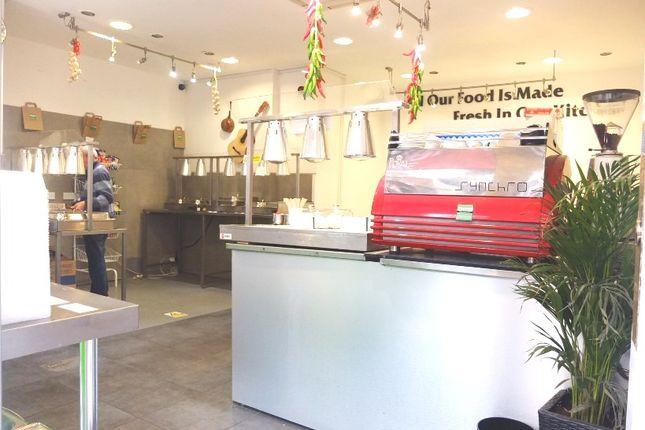 Thumbnail Restaurant/cafe to let in Temple - Fleet Street, London