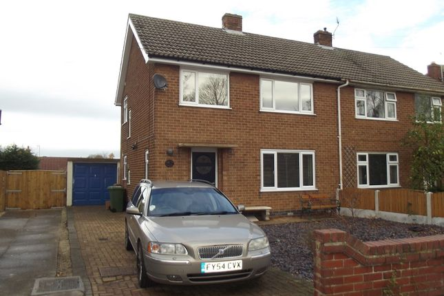 Thumbnail Semi-detached house to rent in Broadway West, Fulford, York