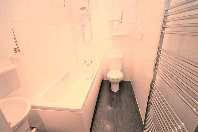 Bathroom of West Gate, Wishaw ML2
