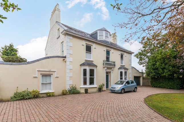 5 bed detached house for sale in Ville Au Roi, St. Peter Port, Guernsey GY1