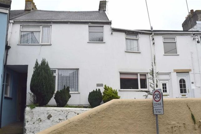 Thumbnail Property to rent in Railway Terrace, Bideford, Devon