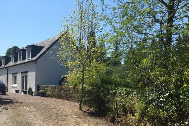 Thumbnail Detached house for sale in Barcaldine, Oban