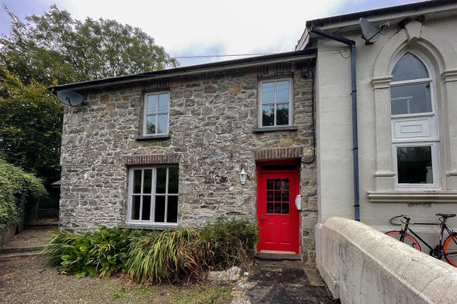 Thumbnail 3 bed semi-detached house to rent in Trecwn, Haverfordwest