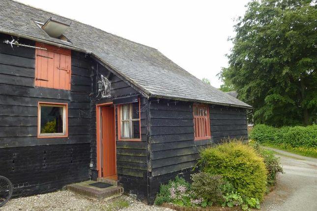 Thumbnail Terraced house to rent in 3, Llwyncoch Barns, Bettws Cedewain, Newtown, Powys