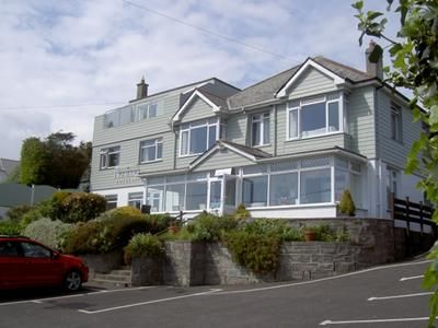Thumbnail Hotel/guest house for sale in Tremarne Hotel, Polkirt, Mevagissy, Cornwall