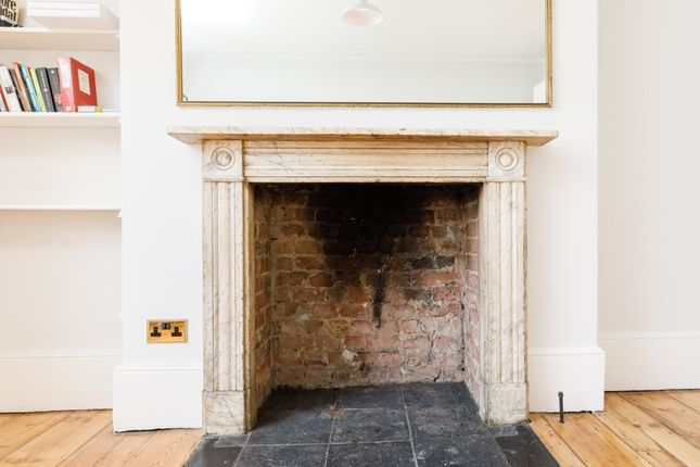 Fire Place Feature