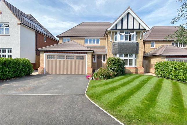 Thumbnail Property to rent in Vanguard Close, Higher Bartle, Preston