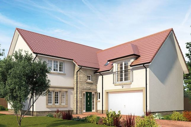 "Thumbnail Detached house for sale in ""The Melville"" at Capelrig Road, Newton Mearns, Glasgow"