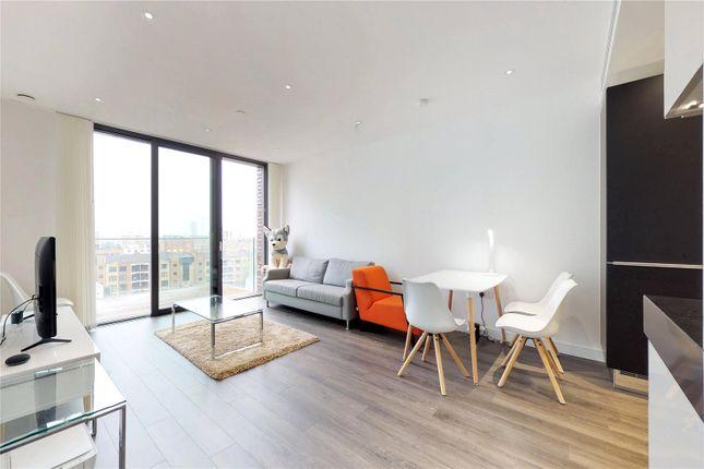Thumbnail Flat for sale in Meranti House, London