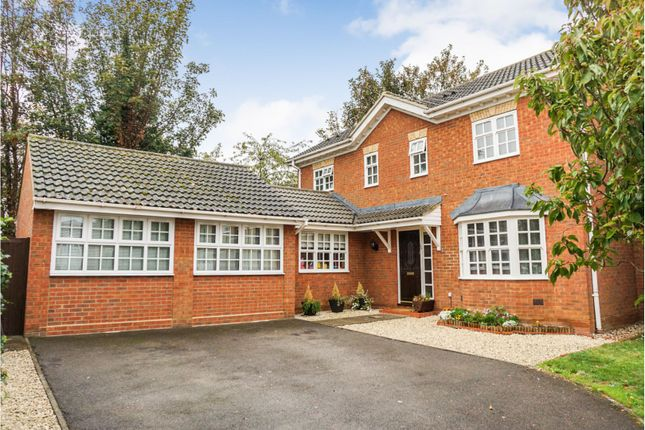 Thumbnail Detached house for sale in Jasmine Close, Biggleswade