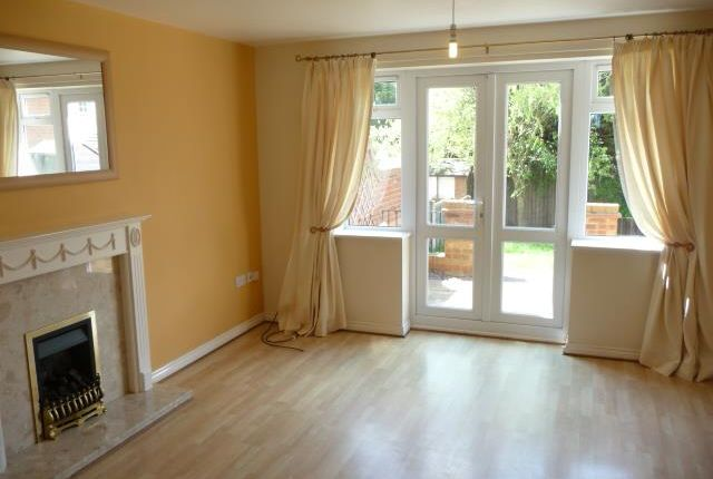 Thumbnail Terraced house to rent in Willow Close, Measham, Swadlincote
