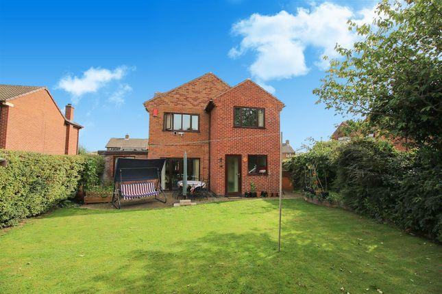 Thumbnail Detached house for sale in Moor Road, Calverton, Nottingham