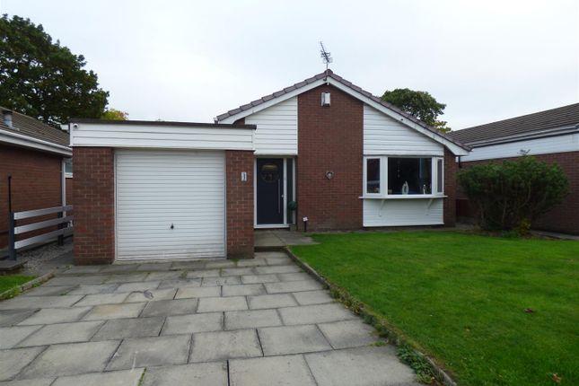 Thumbnail Detached bungalow for sale in Anderson Close, Padgate, Warrington