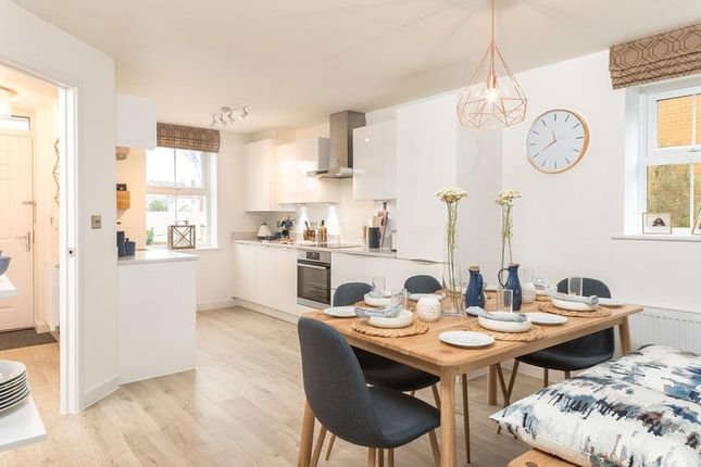 """Thumbnail Semi-detached house for sale in """"Ashurst"""" at Harrier Way, Hardwicke, Gloucester"""