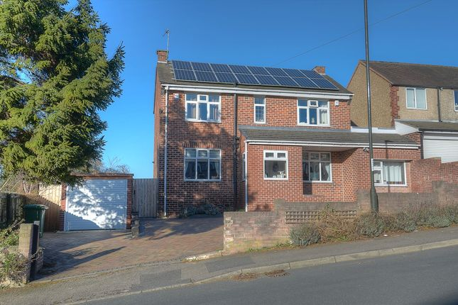 Thumbnail Detached house for sale in Holmley Lane, Dronfield