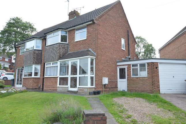 Thumbnail Semi-detached house for sale in Pomeroy Road, Pheasey, Great Barr