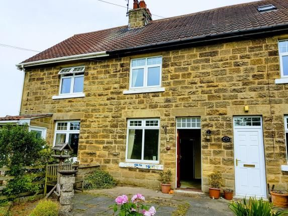 Thumbnail Terraced house for sale in The Cottage, Park View, Whixley, North Yorkshire