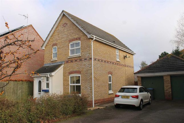 Thumbnail Detached house to rent in Elmers Lane, Kesgrave, Ipswich
