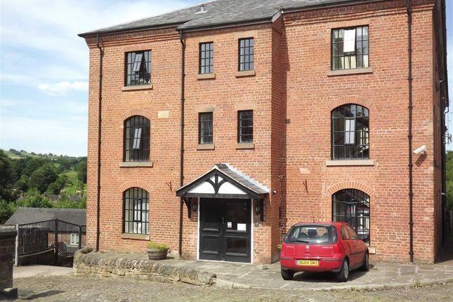 Thumbnail Flat to rent in Shade Mill, Leek, Leek