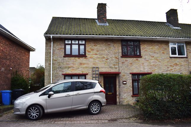 Thumbnail End terrace house to rent in South Park Avenue, Norwich