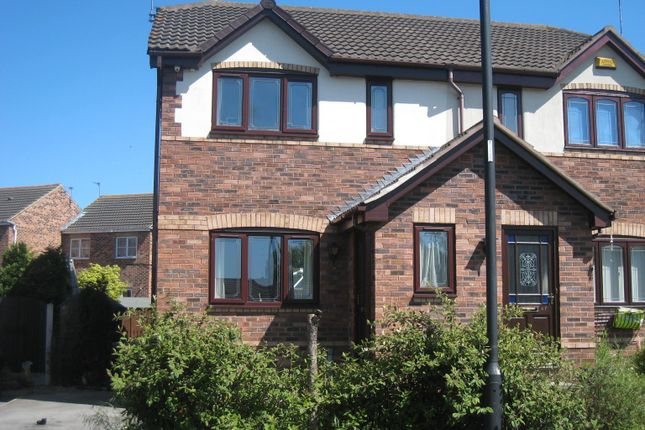 Thumbnail Property to rent in Church Meadow Road, Old Rossington, Doncaster