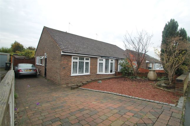 Thumbnail Semi-detached bungalow for sale in Pen Way, Tonbridge, Kent