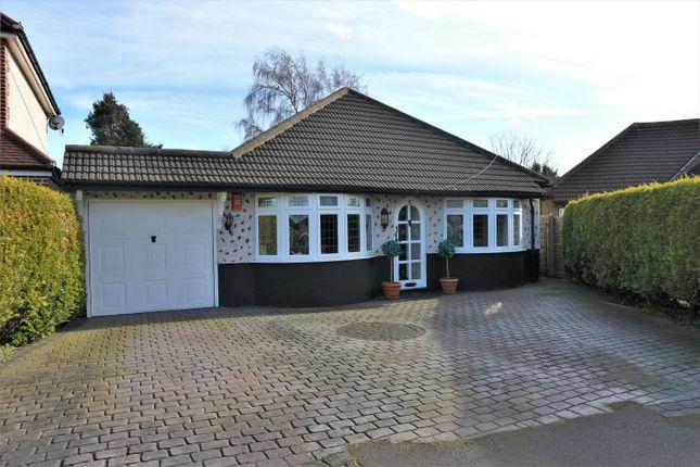 Thumbnail Detached bungalow for sale in Lonsdale Road, Bexleyheath, Kent
