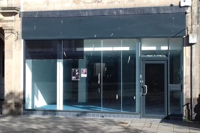 Thumbnail Retail premises to let in High Street, Elgin