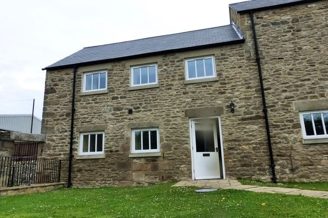 Thumbnail Cottage to rent in Summerfield Farm, Carterway Heads