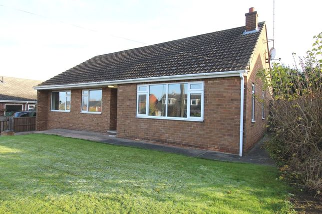Thumbnail Bungalow for sale in Burnham Road, Epworth, Doncaster