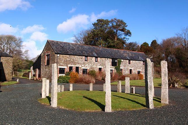 Thumbnail Barn conversion to rent in Duloe, Liskeard