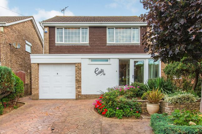 Thumbnail Detached house for sale in Northfield Avenue, Ringstead, Kettering