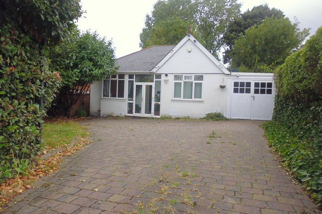 Thumbnail Bungalow for sale in Yardleyfield Road, Birmingham