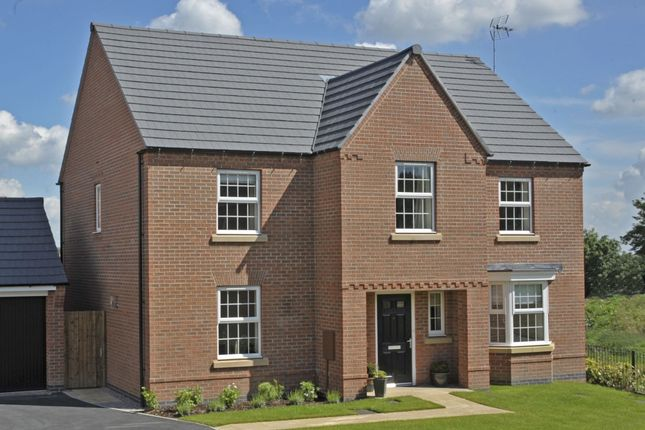 "Thumbnail Detached house for sale in ""Winstone"" at Brookfield, Hampsthwaite, Harrogate"