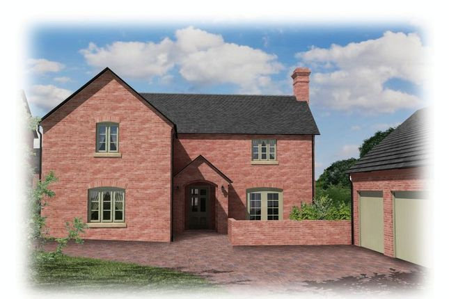 Thumbnail Detached house for sale in Farm Lane, Horsehay, Telford