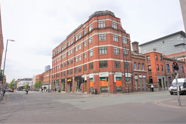 Thumbnail Flat for sale in 23-25 Hilton Street, Manchester