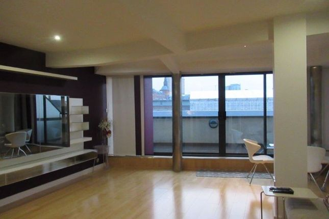 Thumbnail Flat for sale in Dock Street, Leeds