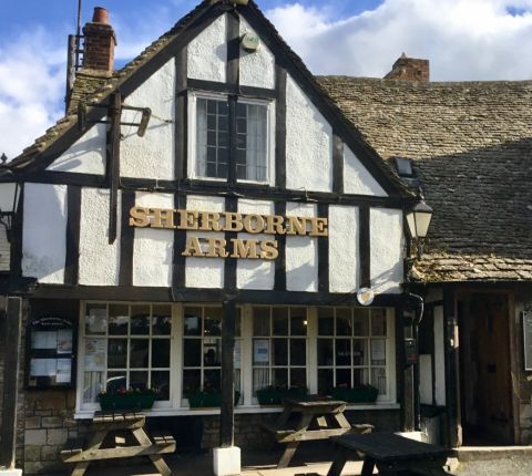 Pub/bar for sale in Market Place, Northleach