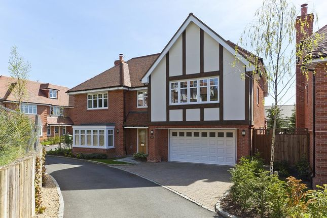Detached house to rent in Wrens Hill, Oxshott