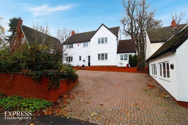 Thumbnail Detached house for sale in Brownsover Lane, Rugby, Warwickshire