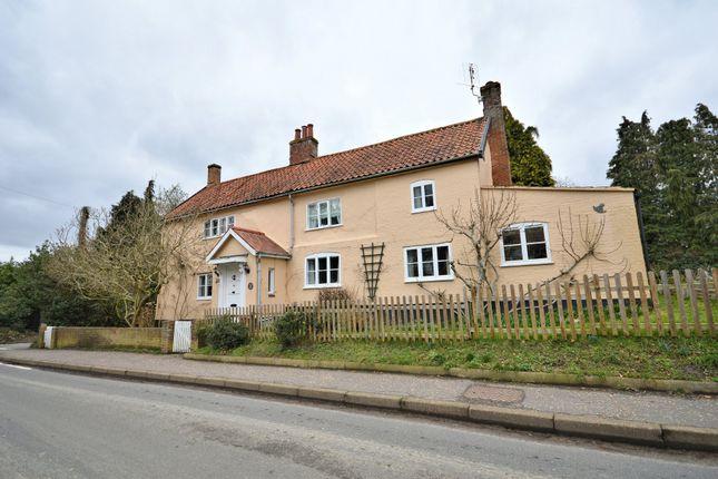 Thumbnail Cottage for sale in Dereham Road, Mattishall, Dereham