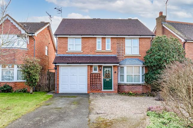 5 bed detached house for sale in Mcconnell Close, Aston Fields, Bromsgrove B60