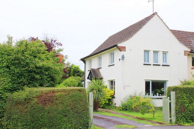 Thumbnail Semi-detached house for sale in Chatham Place, Curry Rivel, Somerset