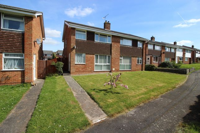 Thumbnail Semi-detached house for sale in Finch Road, Chipping Sodbury, Bristol