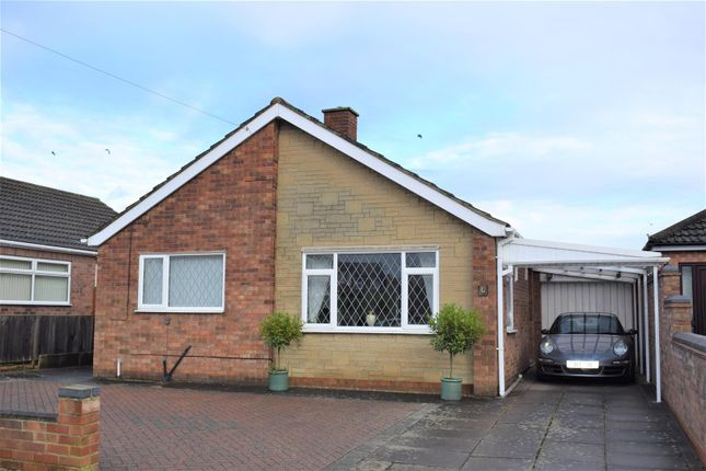 Thumbnail Bungalow for sale in Oak Avenue, Scawby, Brigg