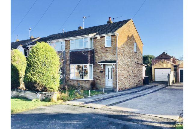 3 bed semi-detached house for sale in Heath Moor Drive, York YO10